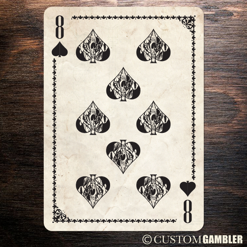 bombshell eight of spades