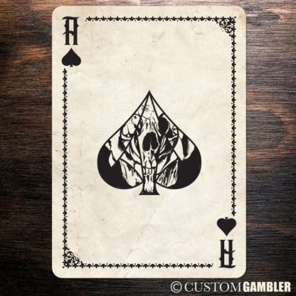bombshell ace of spades